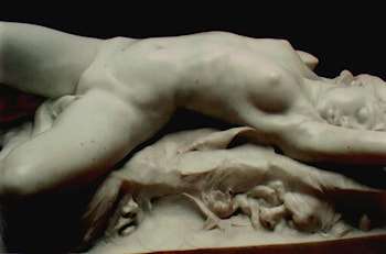 Nude [detail] by Karl Peter Hasselberg